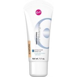 Bell HypoAllergenic Mat&Cover Make-Up Hypoalergiczny fluid matująco-kryjący 02 Natural 30g