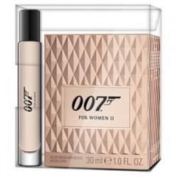 James Bond 007 For Women II Woda perfumowana 30ml spray + Woda perfumowana 7,4ml w kulce