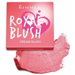 Rimmel Royal Blush Cream Blush Róż do policzków w kremie 002 Majestic Pink 3,5g