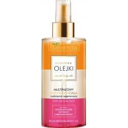 Bielenda Sensual Body Oils Multifazowy olejek do ciała rozkoszna regeneracja 150ml