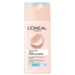 L`Oreal Rare Flowers Orzeźwiające mleczko oczyszczające skóra normalna i mieszana 200ml