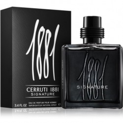 Cerruti 1881 Signature Pour Homme Woda perfumowana 100ml spray