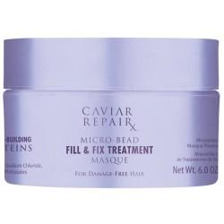 Alterna Caviar Repair Fill&Fix Treatment Masque Dogłębnie regenerująca maska do włosów 161g