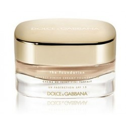Dolce & Gabbana The Foundation Perfect Luminous Creamy Foundation SPF15 Aksamitny podkład rozjaśniający 78 Beige 30ml