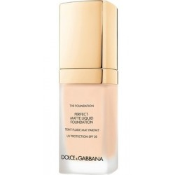 Dolce & Gabbana The Foundation Perfect Matte Liquid Foundation SPF20 Podkład matujący 60 Classic 30ml