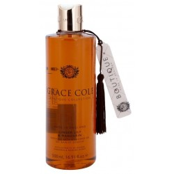 Grace Cole Boutique Bath & Shover Gel Żel do kąpieli i pod prysznic Ginger Lily & Mandarin 500ml