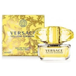Versace Yellow Diamond Woda toaletowa 50ml spray