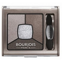 Bourjois Smoky Stories Quad Eyeshadow Palette Cienie do powiek 05 Good Nude 3,2g