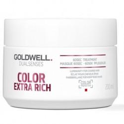Goldwell Dualsenses Color Extra Rich 60s Treatment Nabłyszczająca maska do włosów farbowanych 200ml