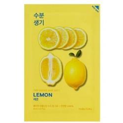 Holika Holika Pure Essence Mask Sheet Lemon Rozjaśniająca maseczka z ekstraktem z cytryny 20ml