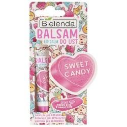 Bielenda Lip Balm Balsam do ust Sweet Candy 10g