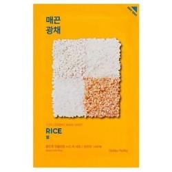 Holika Holika Pure Essence Mask Sheet Rice Regenerująca maseczka z ekstraktem z ryżu 20ml