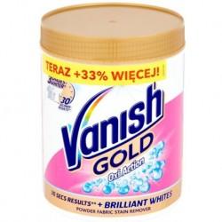 Vanish Gold Oxi Action Odplamiacz w proszku do białych tkanin 940g