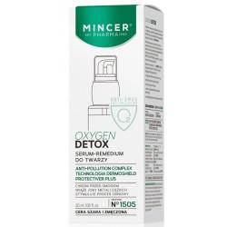Mincer Pharma Oxygen Detox Serum-remedium do twarzy No. 1505 30ml