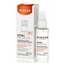 Mincer Pharma Vita C Infusion Koncentrat do rąk przeciw przebarwieniom No. 626 30ml