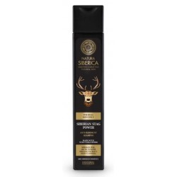 Siberica Professional Men Anti-Dandruff Shampoo Przeciwłupieżowy szampon do włosów dla mężczyzn 250ml