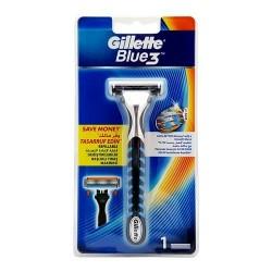 Gillette Blue 3 Maszynka do golenia + wkład 1szt