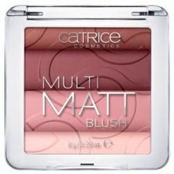 Catrice Multi Matt Blush Matowy róż do policzków 020 La-Lavender 8g