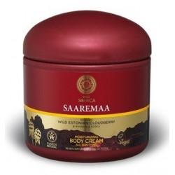 Siberica Professional Wild Siberica Saaremaa Moisturizing Body Cream Nawilżający krem do ciała 370ml