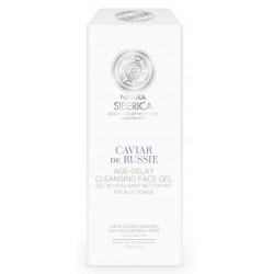 Siberica Professional Caviar De Russie Age-Delay Cleansing Face Gel Żel do mycia twarzy Rosyjski Kawior 200ml