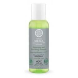 Siberica Professional Volumizing And Nourishing Shampoo Odżywczy szampon do włosów dodający objętości 50ml