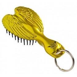 Tangle Angel Baby Mini szczotka do włosów w formie breloku Złota