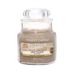 Yankee Candle Small Jar mała świeczka zapachowa Driftwood 104g