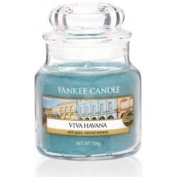 Yankee Candle Small Jar Mała świeczka zapachowa Viva Havana 104g