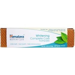 Himalaya Botanique Whitening Complete Care Toothpaste Wybielająca pasta do zębów Simply Mint 150g