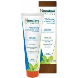 Himalaya Botanique Whitening Complete Care Toothpaste Wybielająca pasta do zębów Simply Peppermint 150g