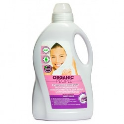 Organic People Eco Fabric Conditioner Odżywka do tkanin z olejkiem z lawendy i ylang-ylang 1500ml