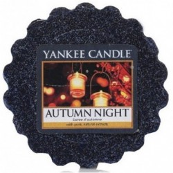 Yankee Candle Wax Wosk Autumn Night 22g