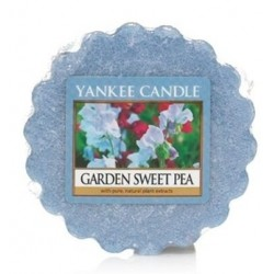 Yankee Candle Wax wosk Garden Sweet Pea 22g