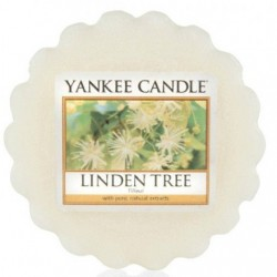 Yankee Candle Wax wosk Linden Tree 22g