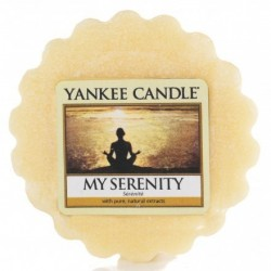 Yankee Candle Wax wosk My Serenity 22g