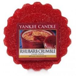 Yankee Candle Wax wosk Rhubarb Crumble 22g