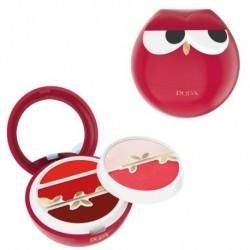 Pupa Owl 1 Paleta do makijażu ust 004 Red Shades 3,9g