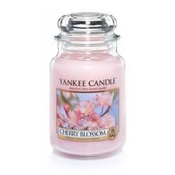 Yankee Candle Large Jar Duża świeczka zapachowa Cherry Blossom 623g