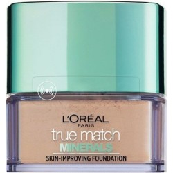 L`Oreal True Match Minerals Skin-Improving Foundation Puder mineralny Golden Ivory 10g