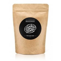 Body Boom Coffee Scrub Peeling kawowy Alfa For Men 200g