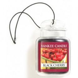 Yankee Candle Car Jar Ultimate Wiszący odświeżacz do samochodu Black Cherry