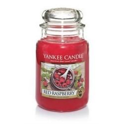 Yankee Candle Large Jar Duża świeczka zapachowa Red Raspberry 623g
