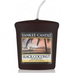 Yankee Candle Votive Świeczka zapachowa Black Coconut 49g