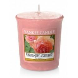 Yankee Candle Votive Świeczka zapachowa Sun-Drenched Apricot Rose 49g