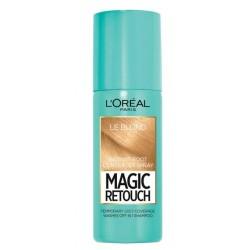 L`Oreal Magic Retouch Błyskawiczny retusz odrostów w sprayu Blond 75ml