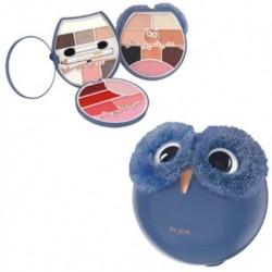 Pupa Owl 4 Paleta do pełnego makijażu 002 Warm Shades 29,2g