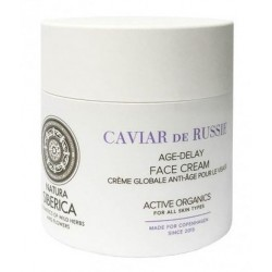 Siberica Professional Caviar De Russie Age-Delay Face Cream Odmładzający krem do twarzy Rosyjski Kawior 50ml