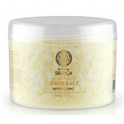 Siberica Professional Revitalizing Bath Salt Odżywcza sól do kąpieli 600g