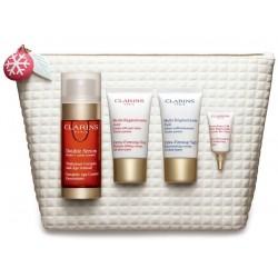 Clarins Complete Age Control Zestaw kosmetyków ujędrniających z kosmetyczką