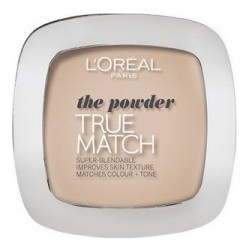 L`Oreal True Match Powder Puder prasowany D1-W1 Golden Ivory 9g